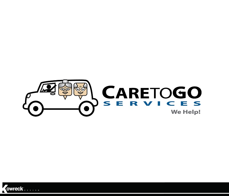 Logo Design by kowreck - Entry No. 242 in the Logo Design Contest Care To Go Services.