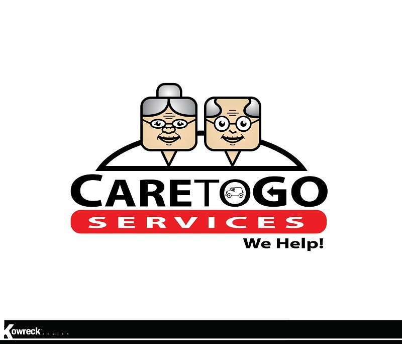 Logo Design by kowreck - Entry No. 244 in the Logo Design Contest Care To Go Services.