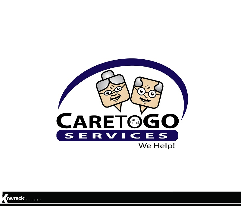 Logo Design by kowreck - Entry No. 245 in the Logo Design Contest Care To Go Services.
