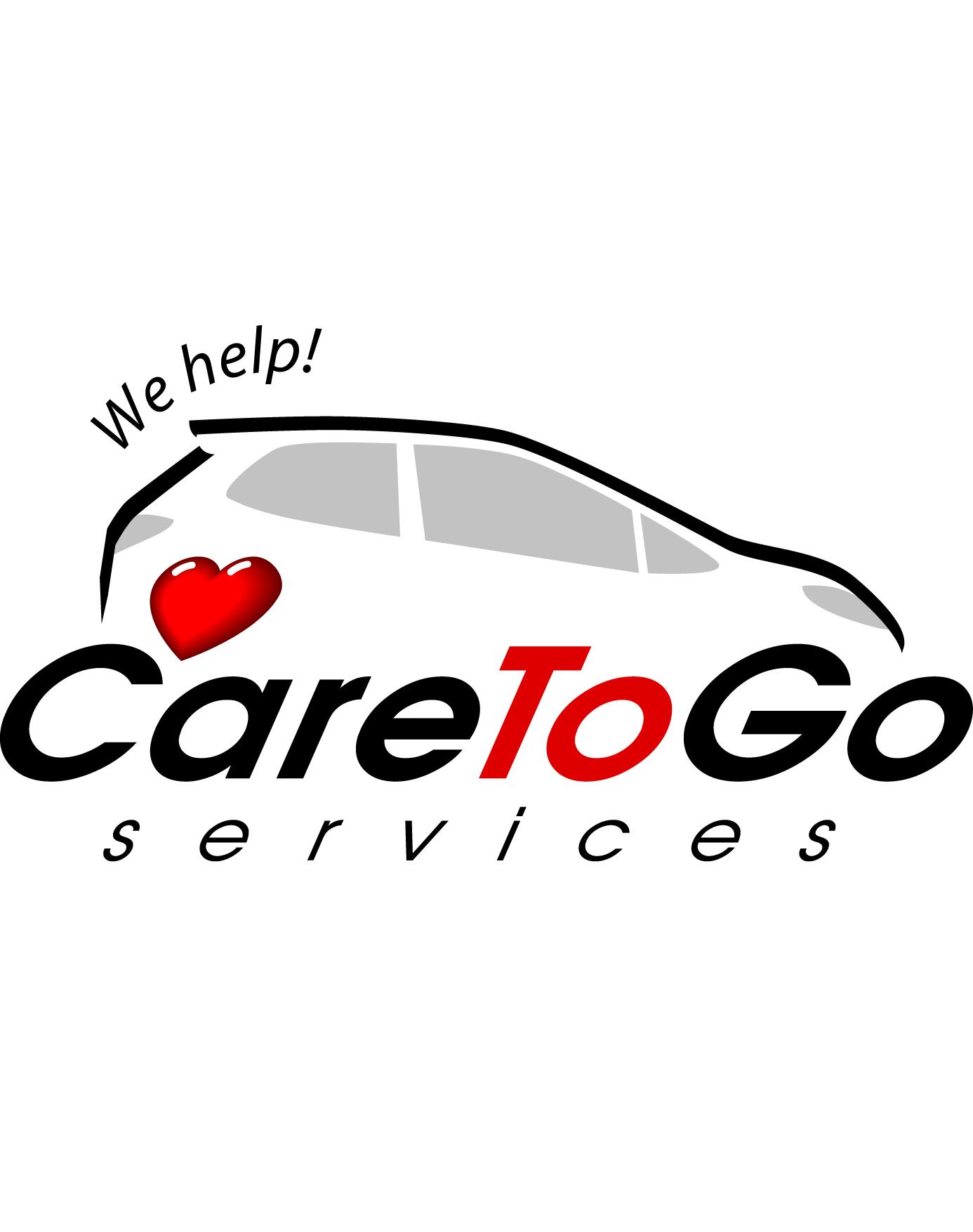 Logo Design by Wilfredo Mendoza - Entry No. 247 in the Logo Design Contest Care To Go Services.