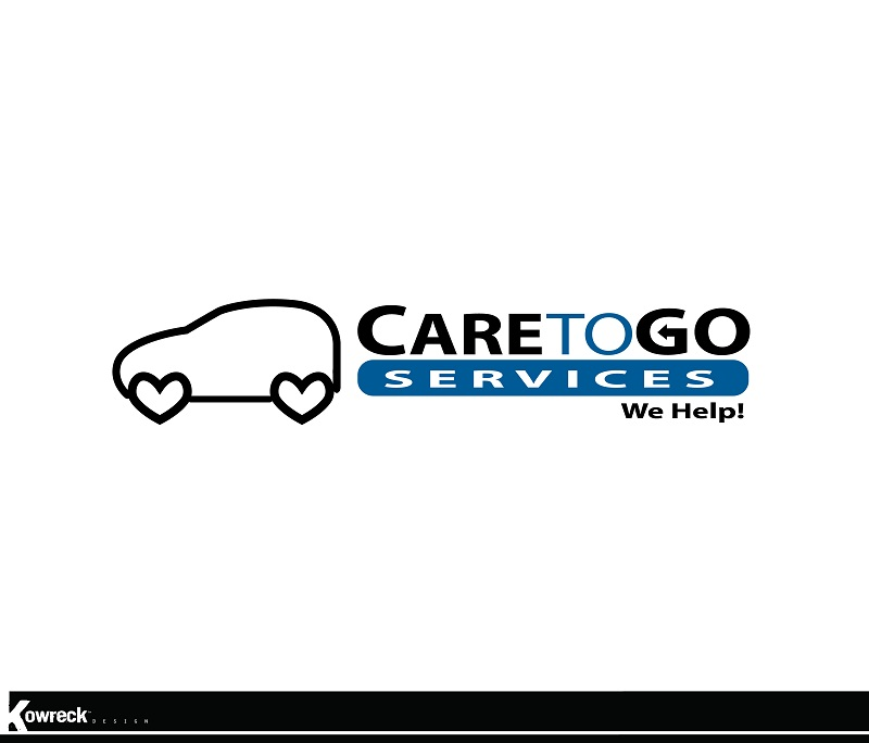 Logo Design by kowreck - Entry No. 249 in the Logo Design Contest Care To Go Services.