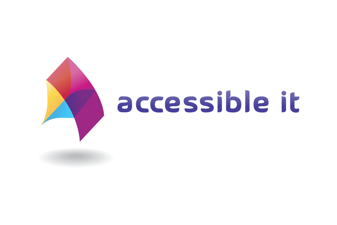 Logo Design by Ud In - Entry No. 153 in the Logo Design Contest Logo Design Needed for Exciting New Company Accessible IT.