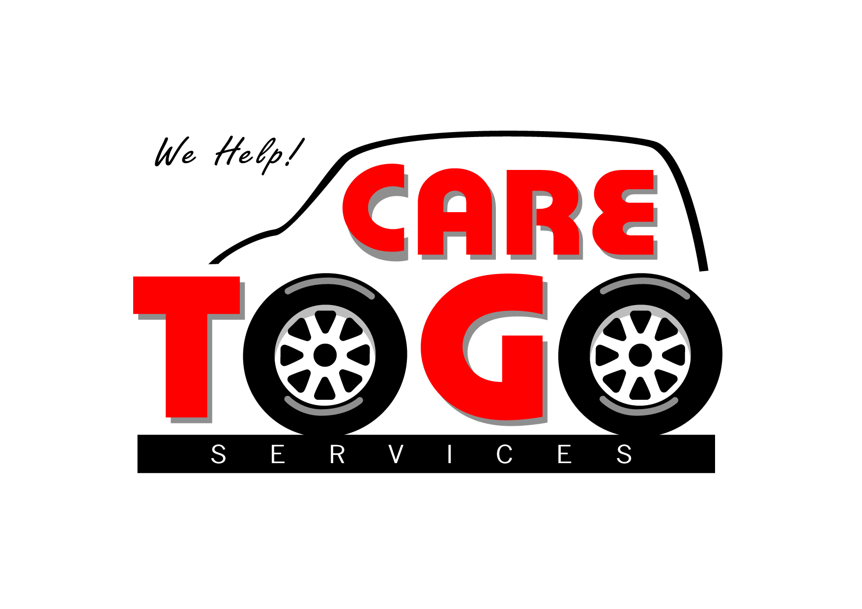 Logo Design by Wilfredo Mendoza - Entry No. 254 in the Logo Design Contest Care To Go Services.