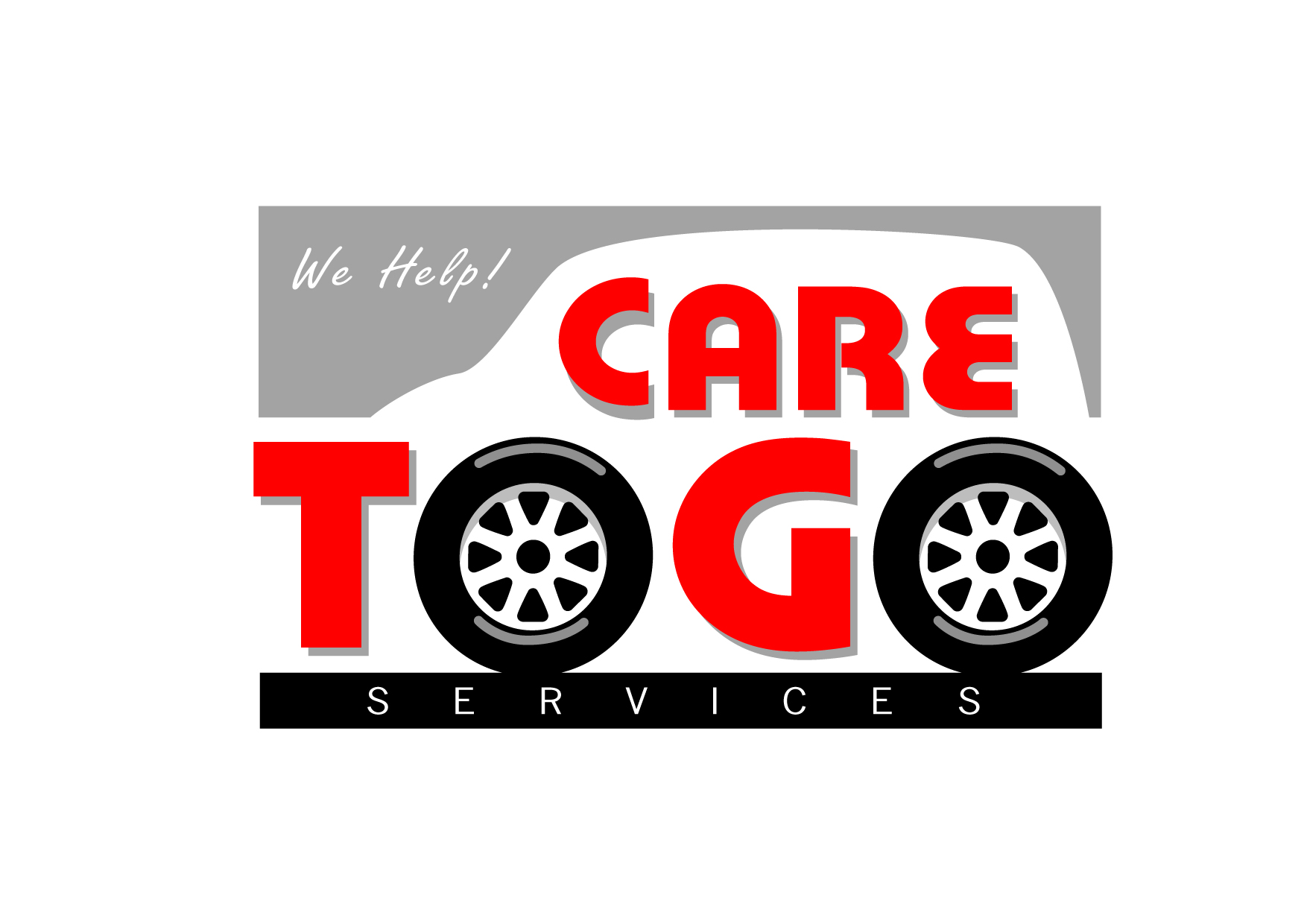Logo Design by Wilfredo Mendoza - Entry No. 255 in the Logo Design Contest Care To Go Services.