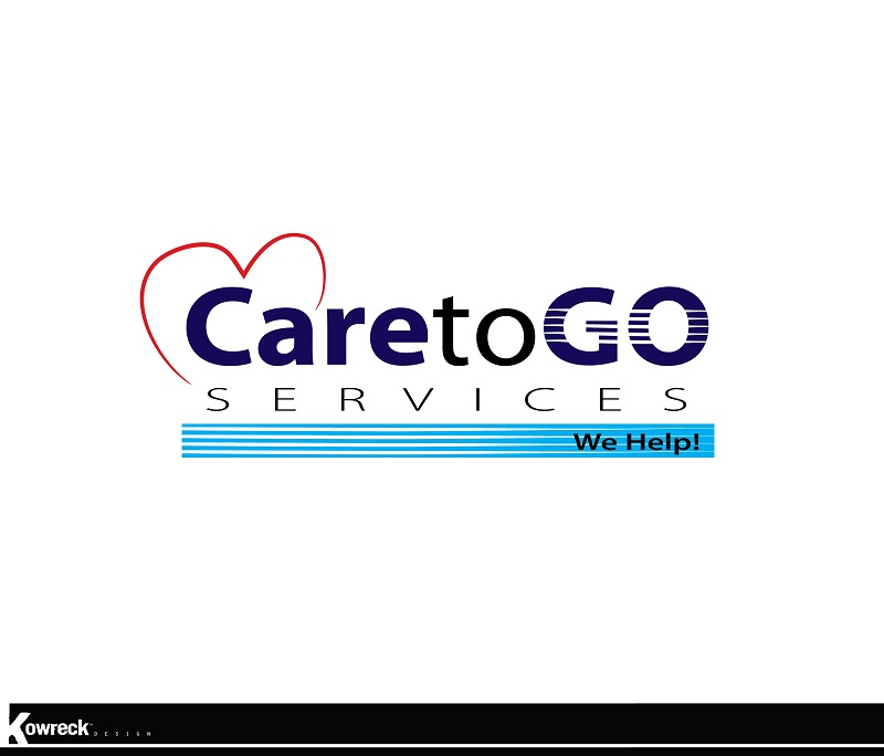 Logo Design by kowreck - Entry No. 259 in the Logo Design Contest Care To Go Services.