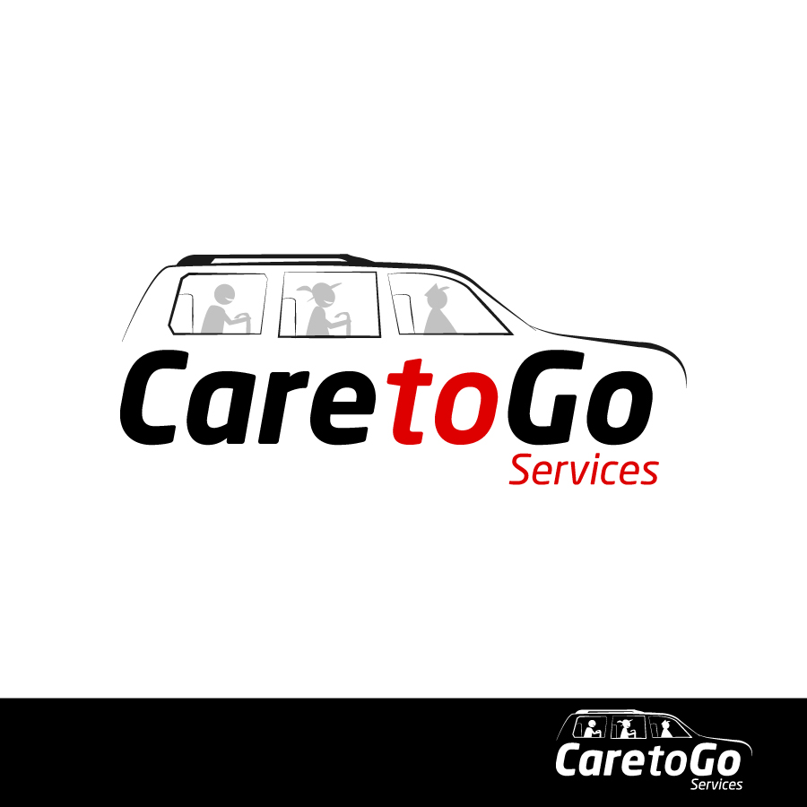 Logo Design by Edward Goodwin - Entry No. 263 in the Logo Design Contest Care To Go Services.
