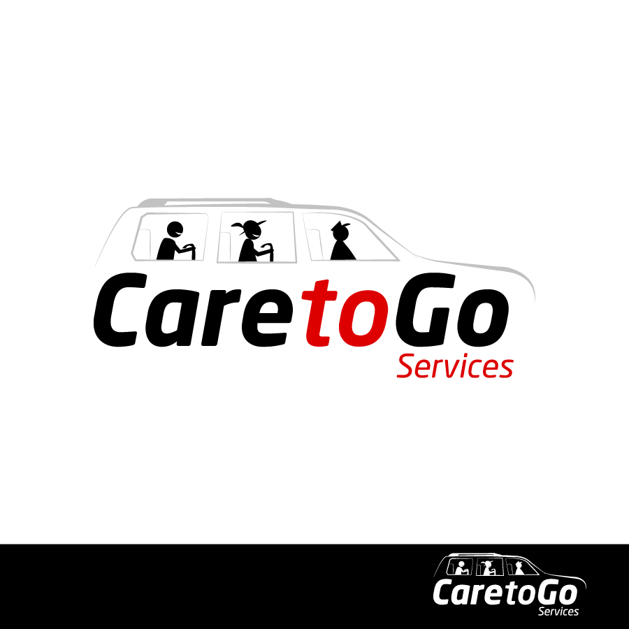 Logo Design by Edward Goodwin - Entry No. 264 in the Logo Design Contest Care To Go Services.