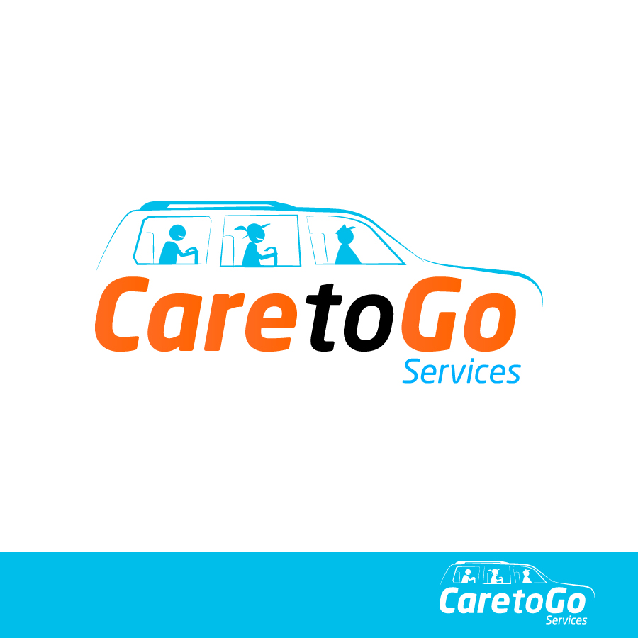 Logo Design by Edward Goodwin - Entry No. 265 in the Logo Design Contest Care To Go Services.