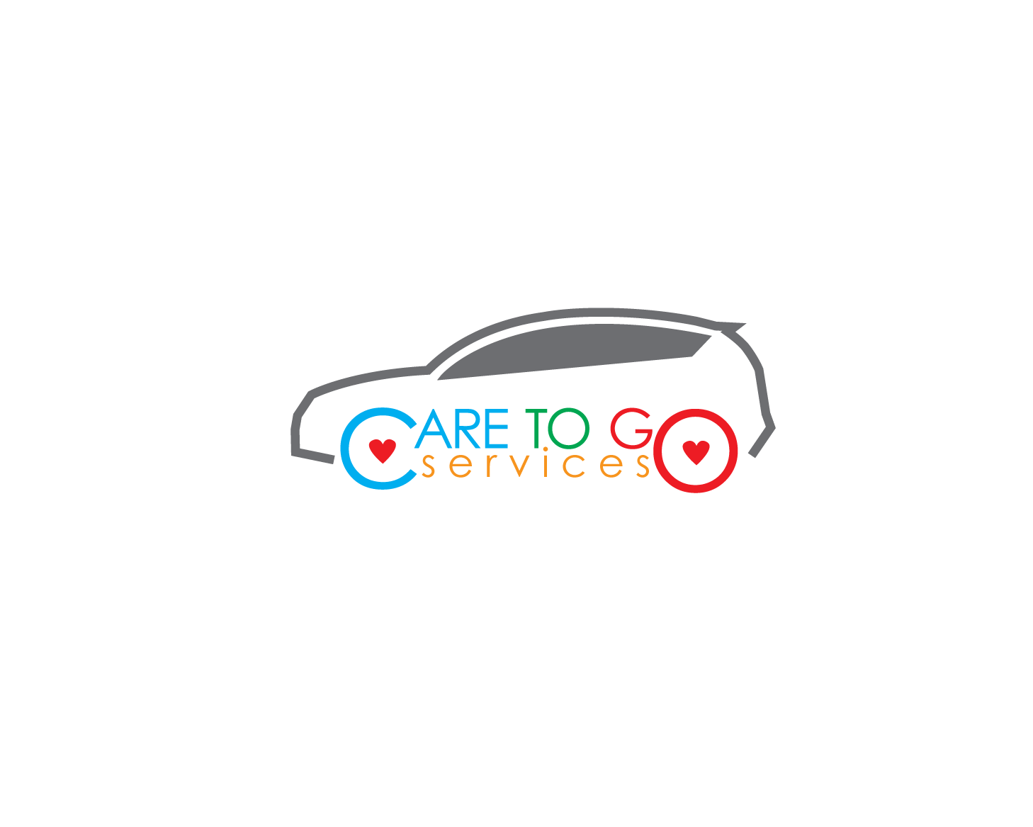 Logo Design by Roy Ferre - Entry No. 266 in the Logo Design Contest Care To Go Services.