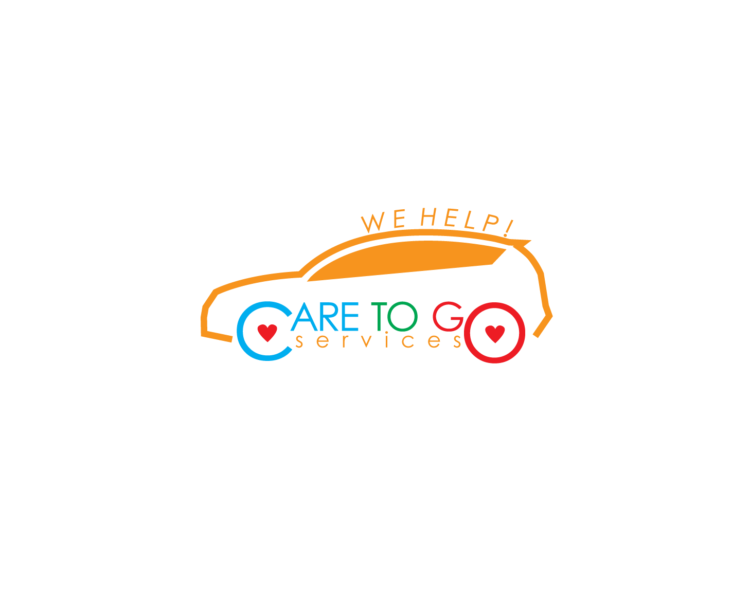 Logo Design by Roy Ferre - Entry No. 267 in the Logo Design Contest Care To Go Services.