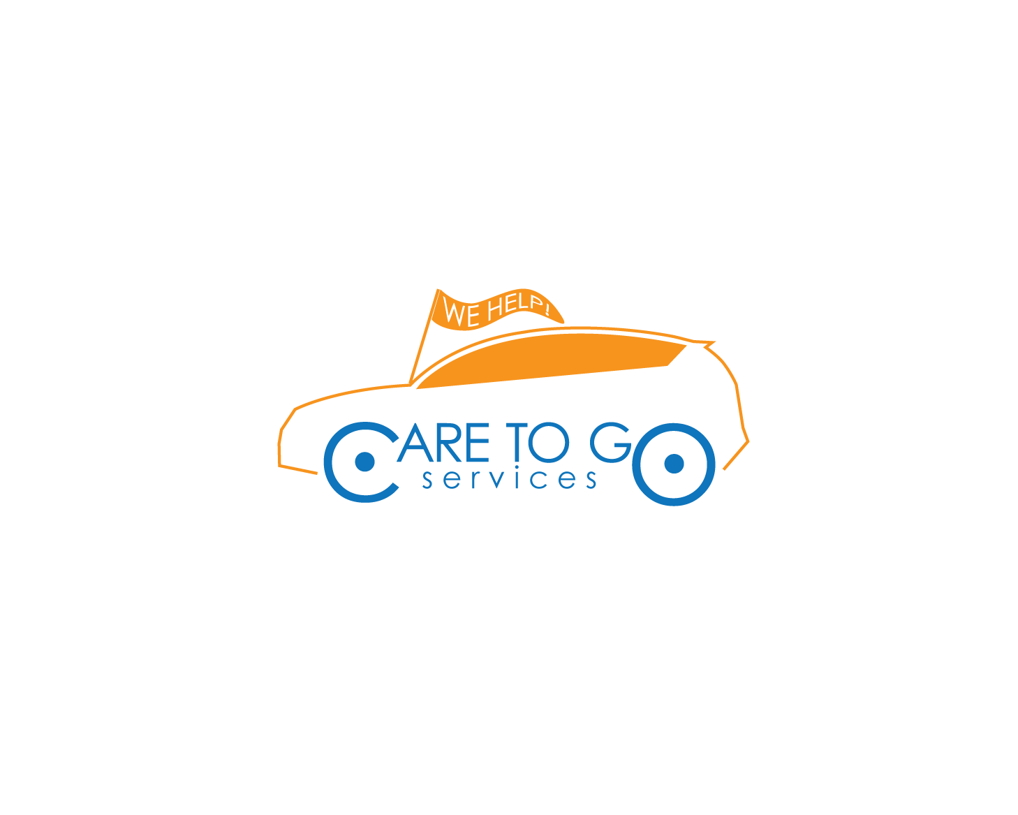 Logo Design by Roy Ferre - Entry No. 269 in the Logo Design Contest Care To Go Services.