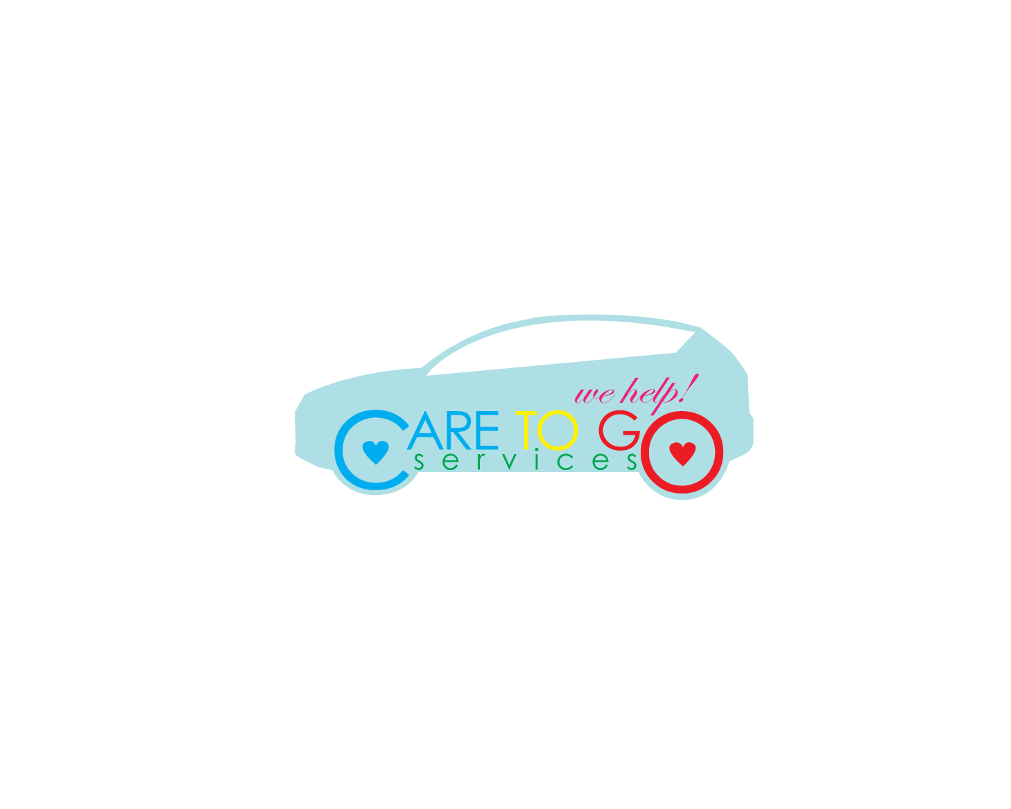 Logo Design by Roy Ferre - Entry No. 271 in the Logo Design Contest Care To Go Services.