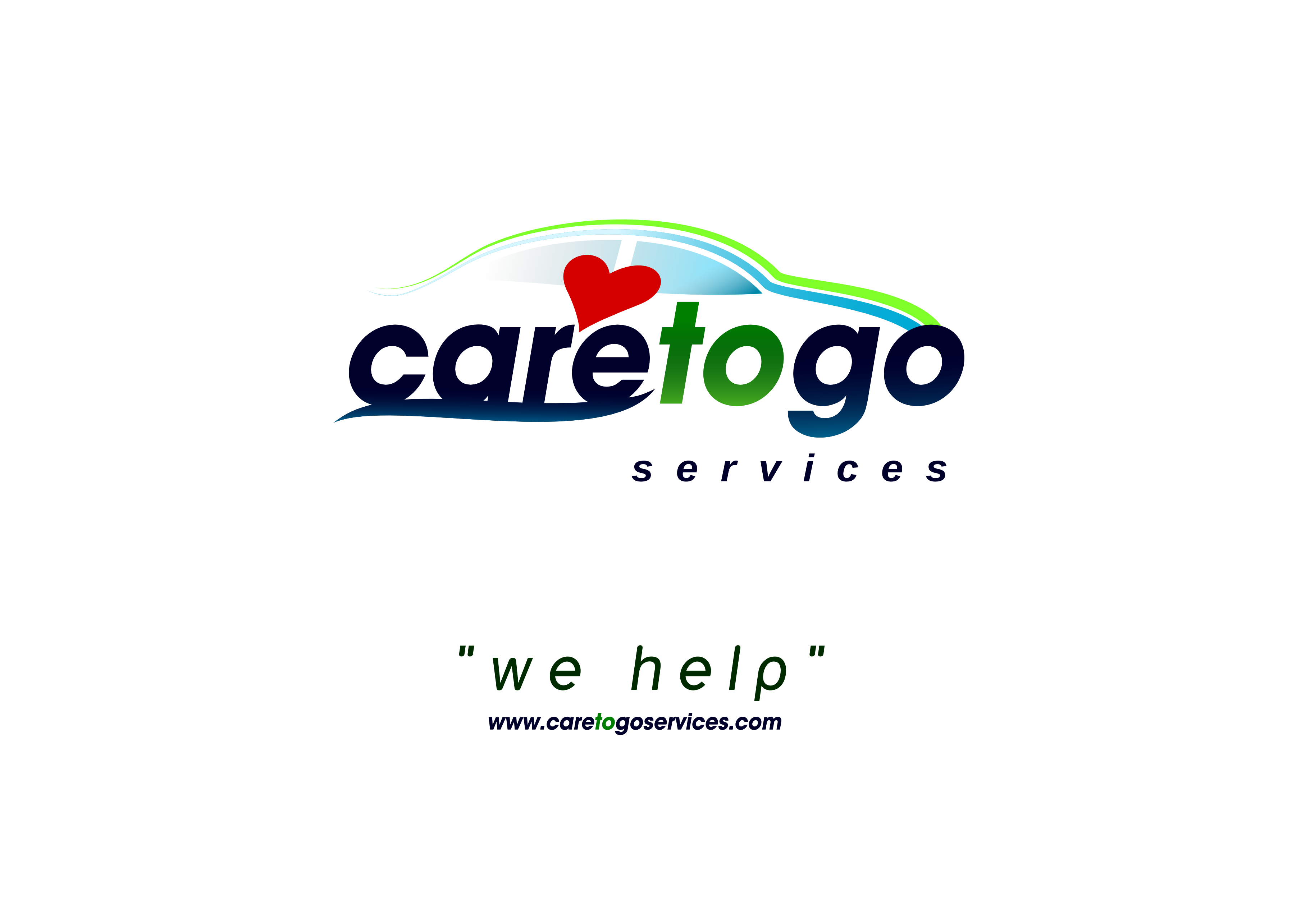 Logo Design by whoosef - Entry No. 277 in the Logo Design Contest Care To Go Services.