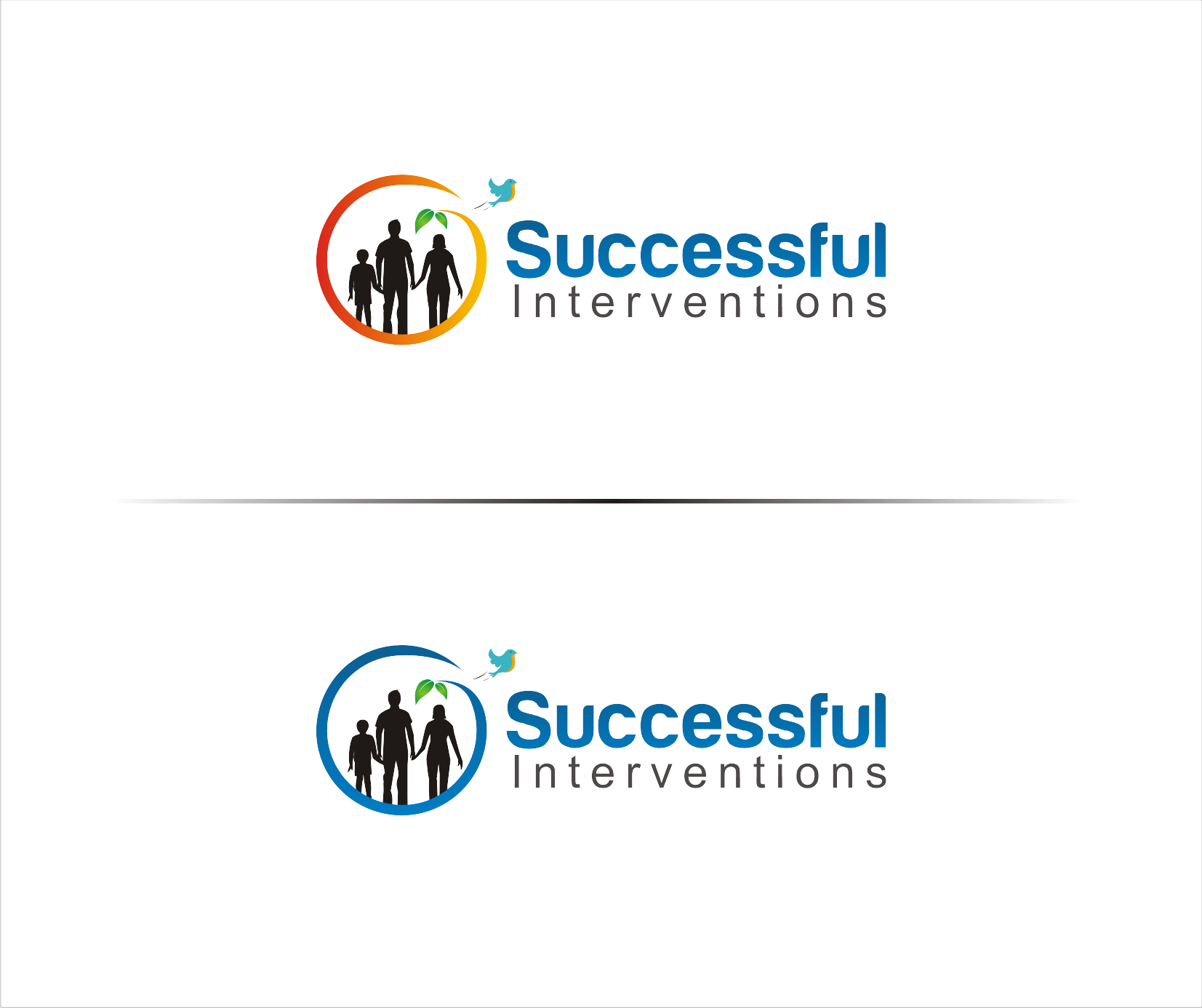 Logo Design by Vijay K Chouhan - Entry No. 29 in the Logo Design Contest Logo Design Needed for Exciting Company Successful Interventions.