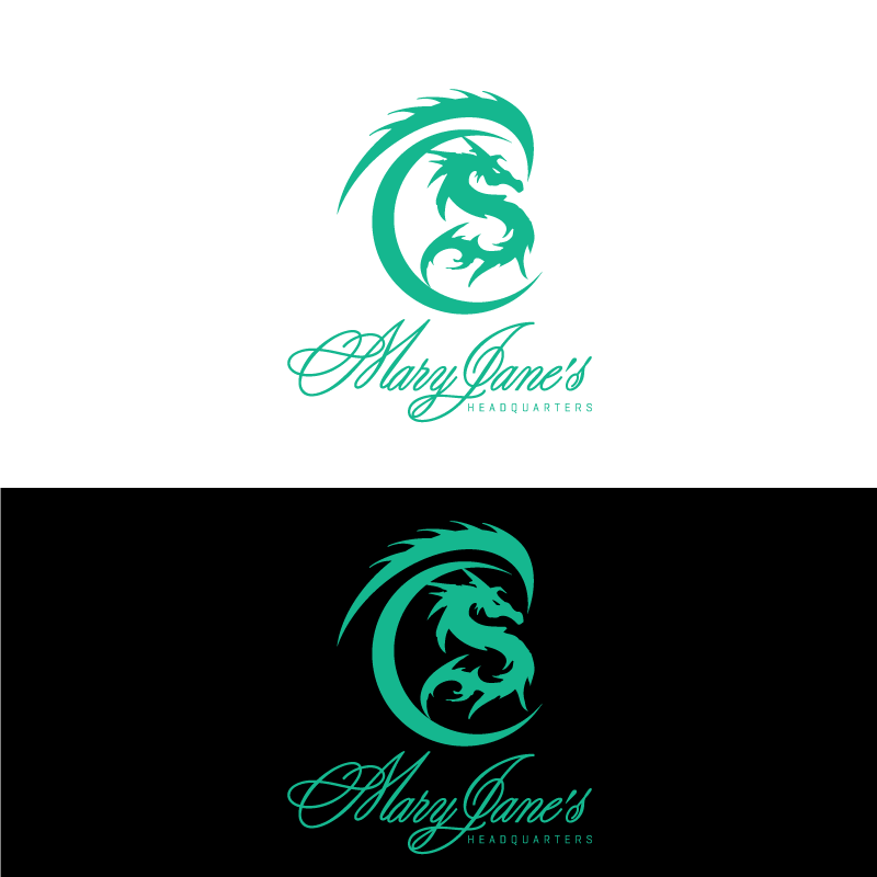Logo Design by Private User - Entry No. 111 in the Logo Design Contest Mary Jane's Headquarters Logo Design.