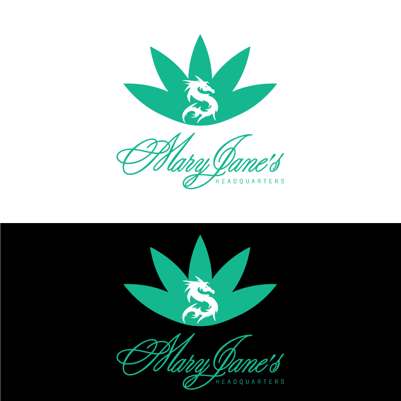 Logo Design by Private User - Entry No. 112 in the Logo Design Contest Mary Jane's Headquarters Logo Design.
