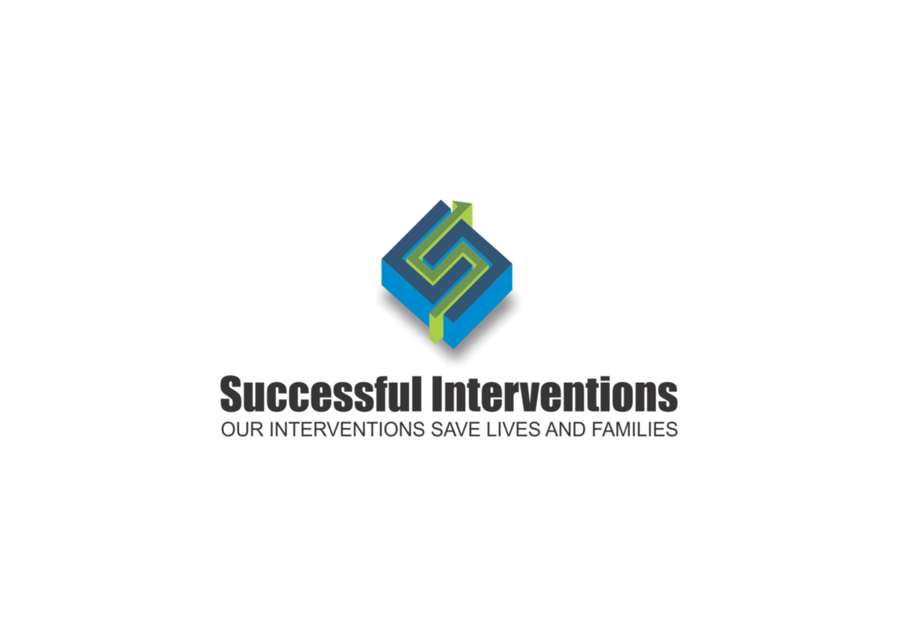 Logo Design by Private User - Entry No. 33 in the Logo Design Contest Logo Design Needed for Exciting Company Successful Interventions.