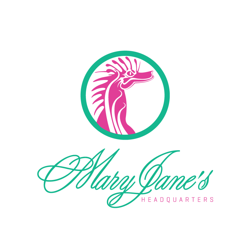 Logo Design by Private User - Entry No. 113 in the Logo Design Contest Mary Jane's Headquarters Logo Design.