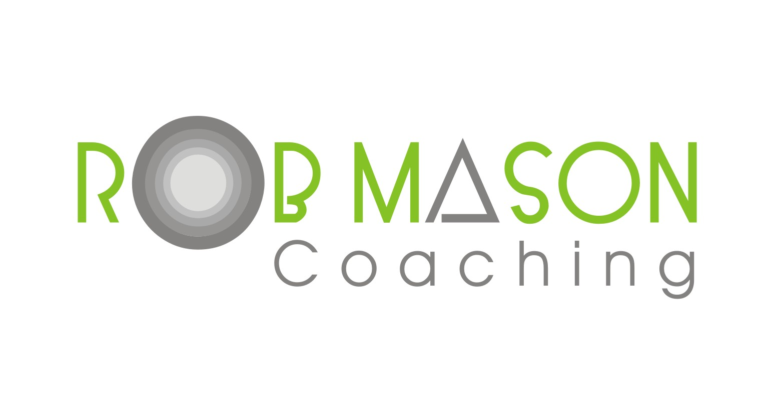 Logo Design by Private User - Entry No. 2 in the Logo Design Contest New Logo Design Needed for Exciting Company Rob Mason Coaching.