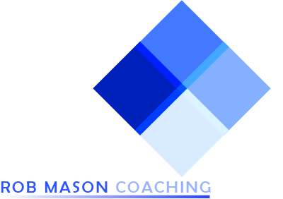 Logo Design by JOHN MICHAEL CUIZON - Entry No. 5 in the Logo Design Contest New Logo Design Needed for Exciting Company Rob Mason Coaching.
