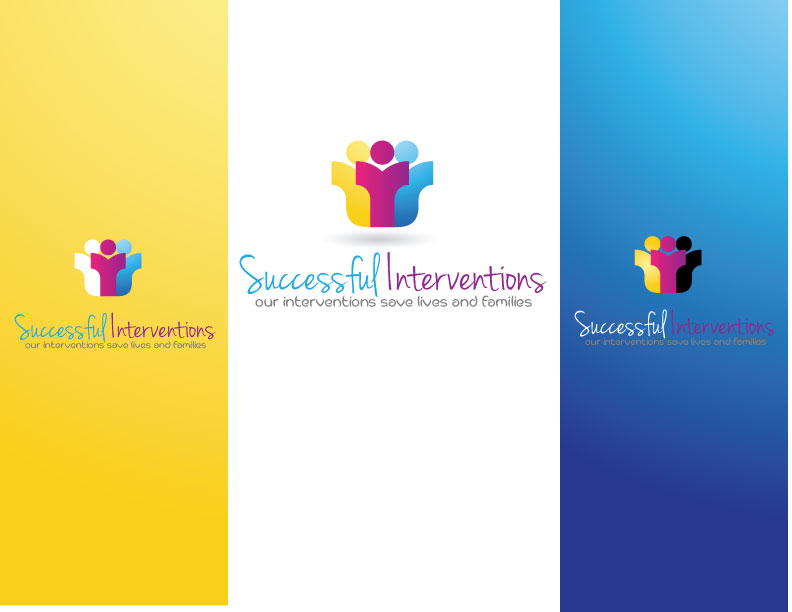 Logo Design by Osama Zia - Entry No. 42 in the Logo Design Contest Logo Design Needed for Exciting Company Successful Interventions.