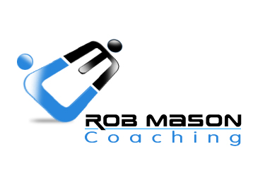 Logo Design by Crystal Desizns - Entry No. 9 in the Logo Design Contest New Logo Design Needed for Exciting Company Rob Mason Coaching.