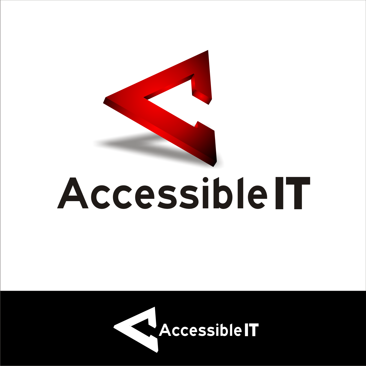 Logo Design Needed For Exciting New Company Accessible It