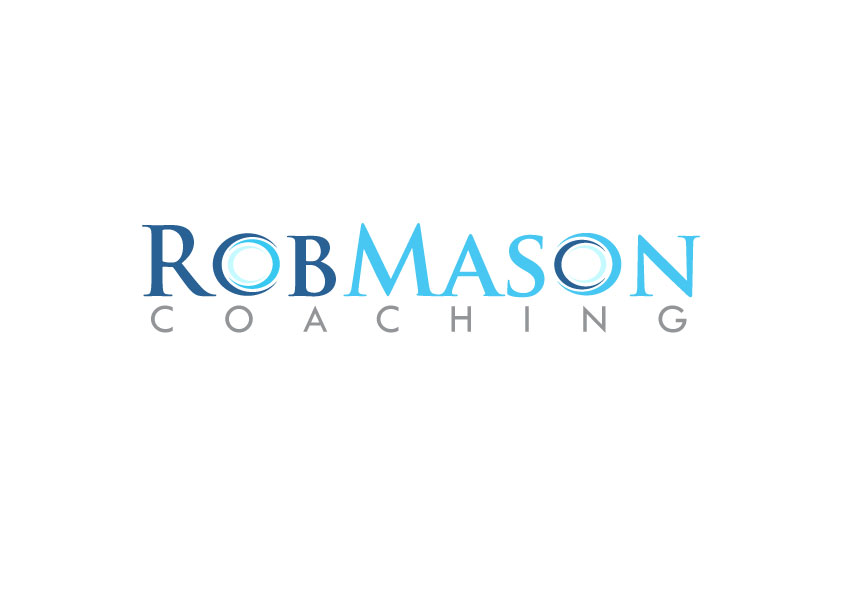 Logo Design by Kenneth Joel - Entry No. 11 in the Logo Design Contest New Logo Design Needed for Exciting Company Rob Mason Coaching.