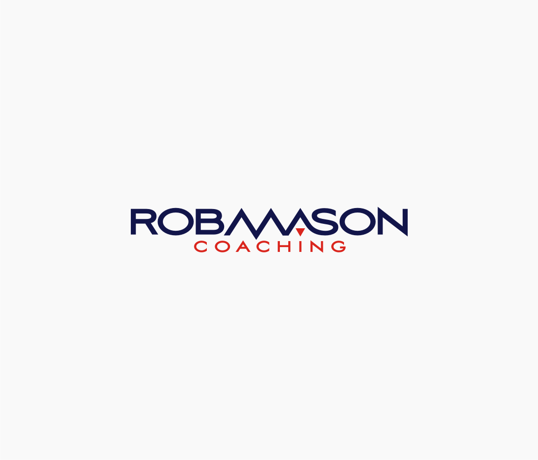 Logo Design by graphicleaf - Entry No. 12 in the Logo Design Contest New Logo Design Needed for Exciting Company Rob Mason Coaching.