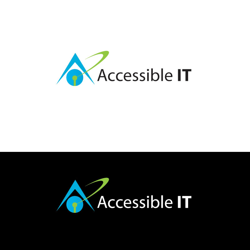 Logo Design by Private User - Entry No. 182 in the Logo Design Contest Logo Design Needed for Exciting New Company Accessible IT.