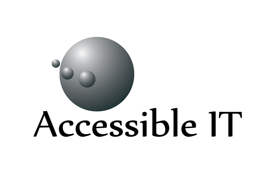 Logo Design by robken0174 - Entry No. 193 in the Logo Design Contest Logo Design Needed for Exciting New Company Accessible IT.