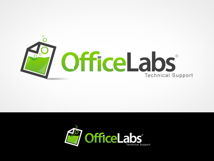 Logo Design by jpbituin - Entry No. 64 in the Logo Design Contest OfficeLabs Logo Design.
