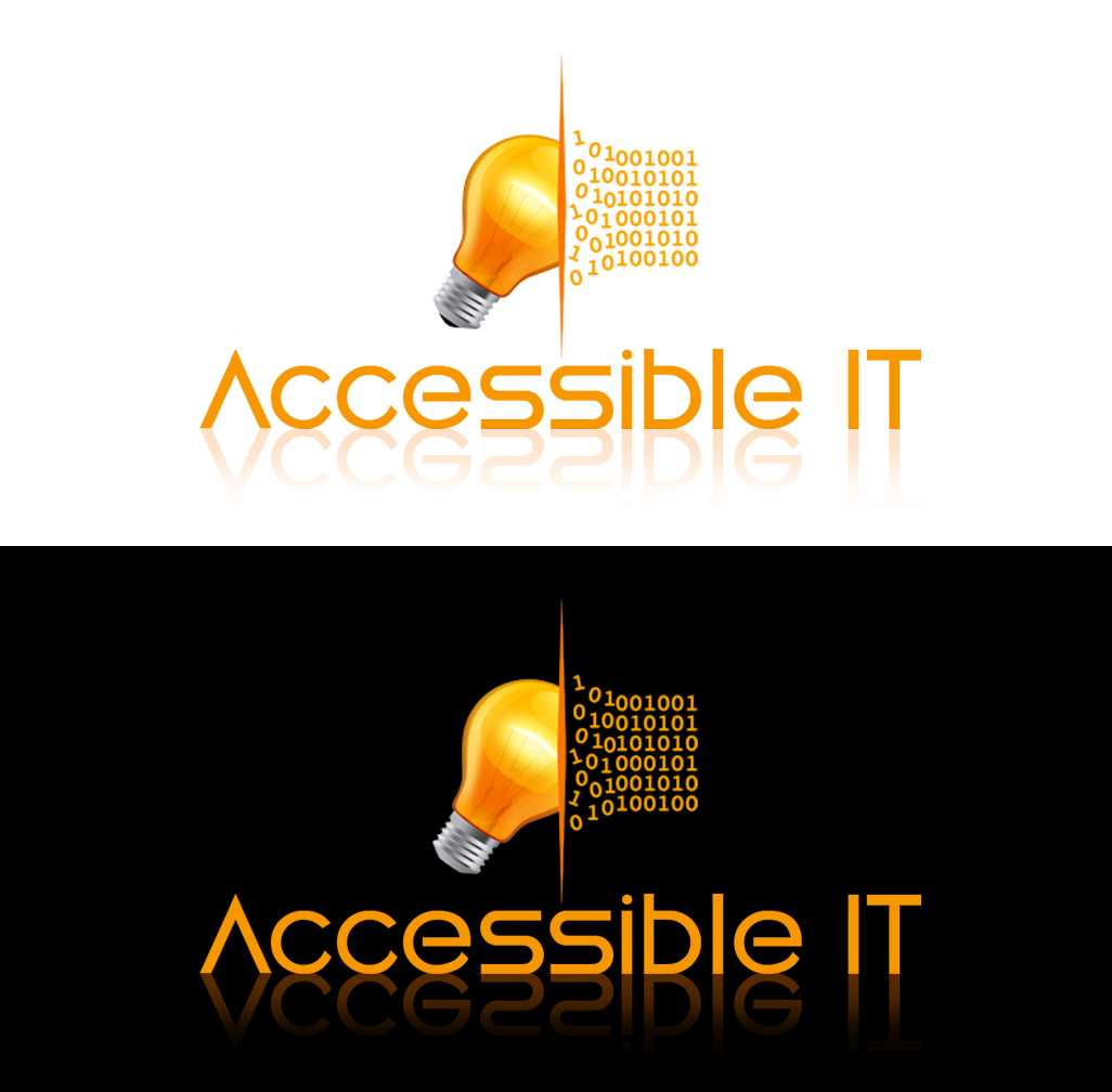 Logo Design by moidgreat - Entry No. 197 in the Logo Design Contest Logo Design Needed for Exciting New Company Accessible IT.