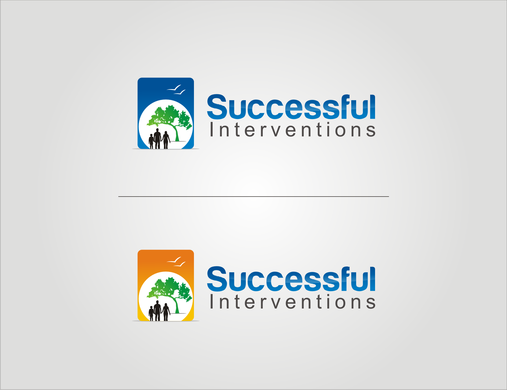Logo Design by Vijay K Chouhan - Entry No. 52 in the Logo Design Contest Logo Design Needed for Exciting Company Successful Interventions.