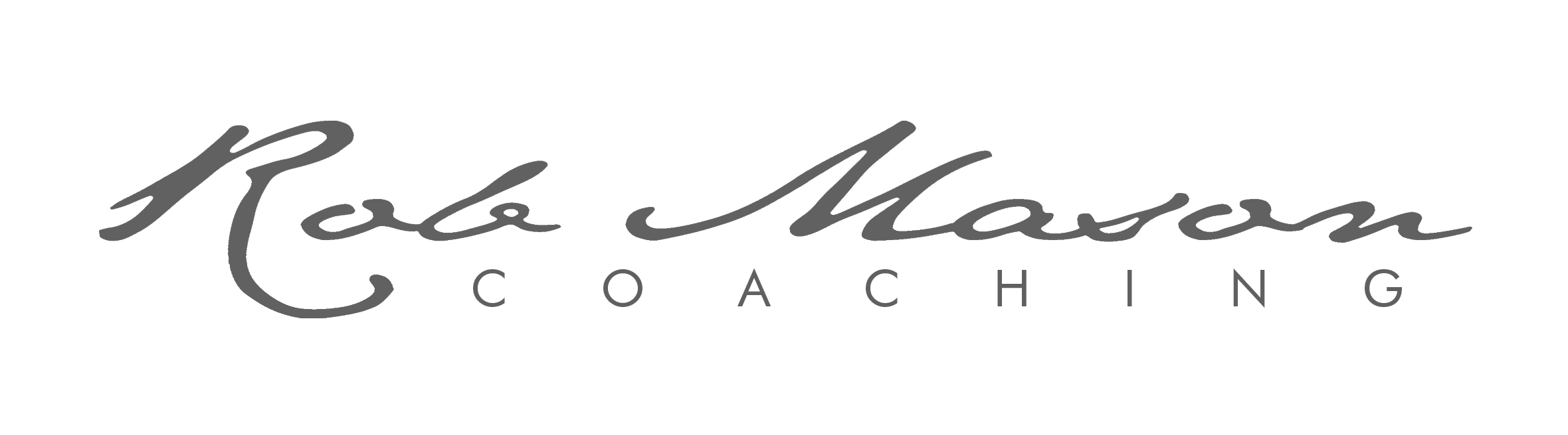 Logo Design by moidgreat - Entry No. 16 in the Logo Design Contest New Logo Design Needed for Exciting Company Rob Mason Coaching.