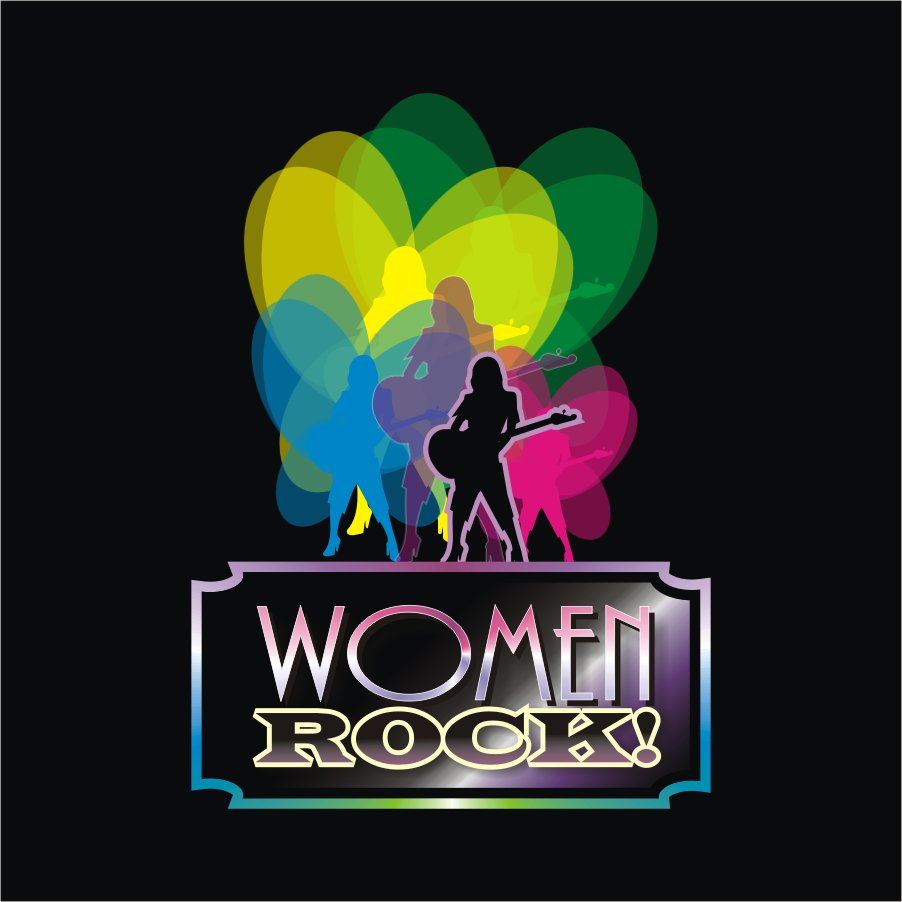 Logo Design by montoshlall - Entry No. 55 in the Logo Design Contest Women ROCK! - Dress for Success Pittsburgh.