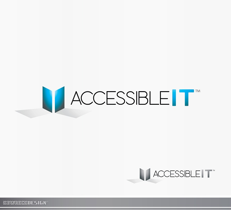 Logo Design by kowreck - Entry No. 201 in the Logo Design Contest Logo Design Needed for Exciting New Company Accessible IT.