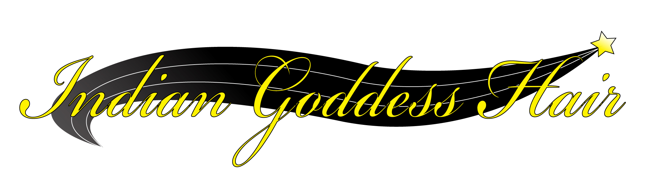 Logo Design by Genesis Orland Colendres - Entry No. 2 in the Logo Design Contest Indian Goddess Hair LOGO DESIGN.