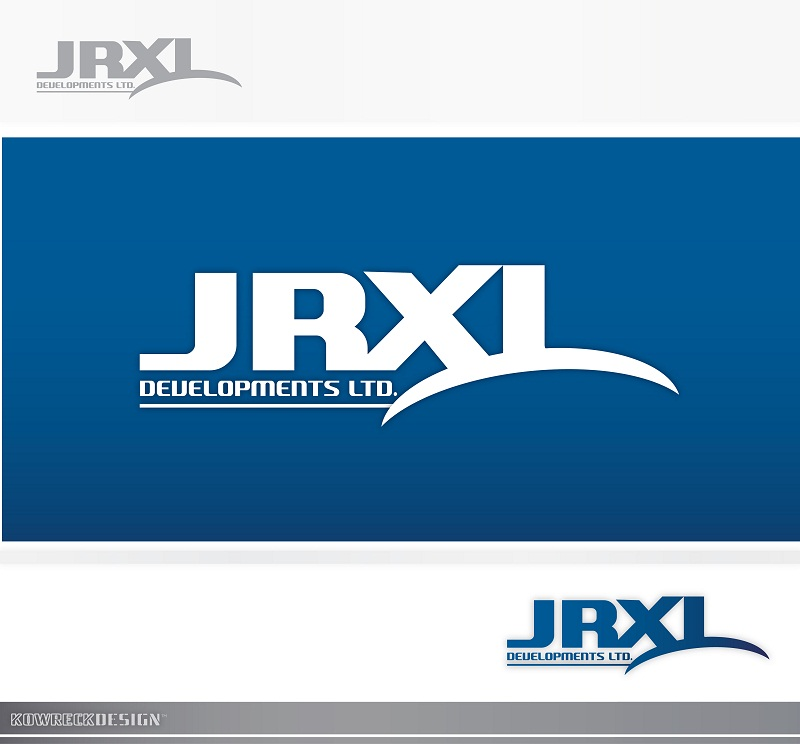 Logo Design by kowreck - Entry No. 9 in the Logo Design Contest JRXL DEVELOPMENTS LTD Logo Design.
