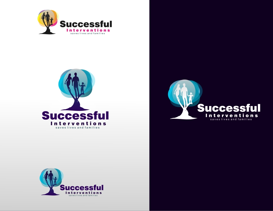 Logo Design by Private User - Entry No. 66 in the Logo Design Contest Logo Design Needed for Exciting Company Successful Interventions.