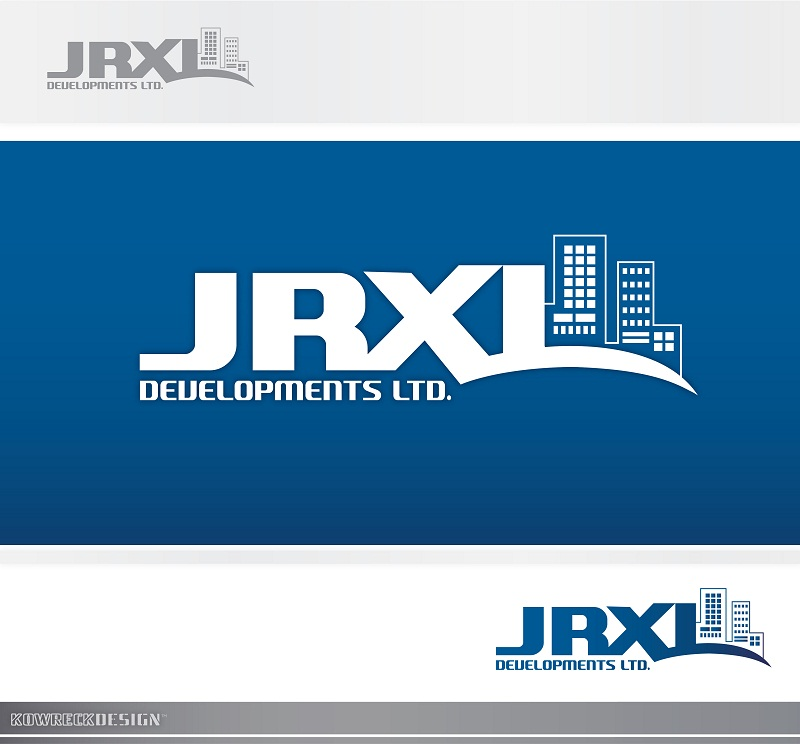 Logo Design by kowreck - Entry No. 11 in the Logo Design Contest JRXL DEVELOPMENTS LTD Logo Design.