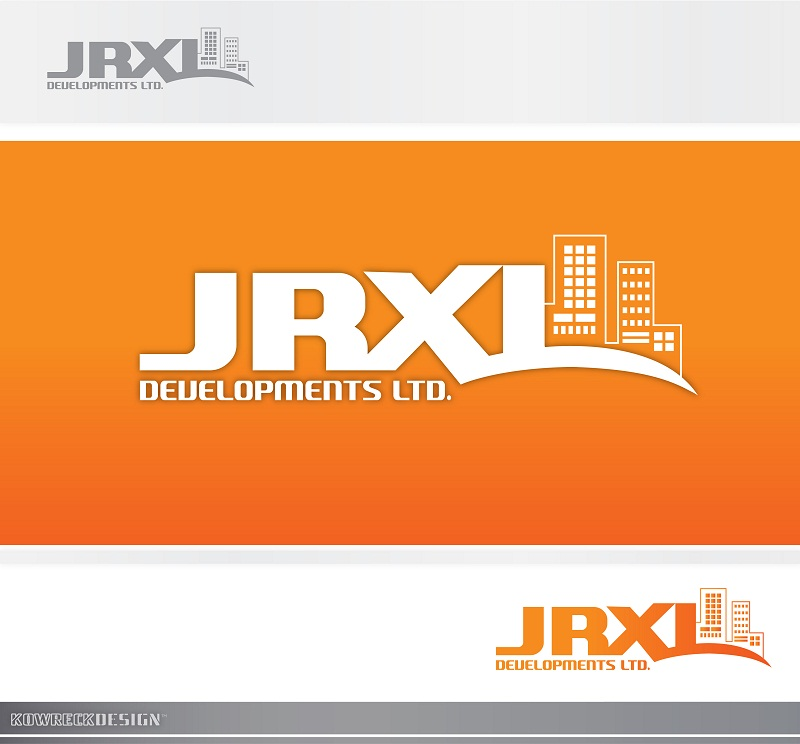 Logo Design by kowreck - Entry No. 12 in the Logo Design Contest JRXL DEVELOPMENTS LTD Logo Design.
