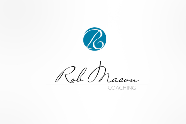 Logo Design by liboy - Entry No. 19 in the Logo Design Contest New Logo Design Needed for Exciting Company Rob Mason Coaching.