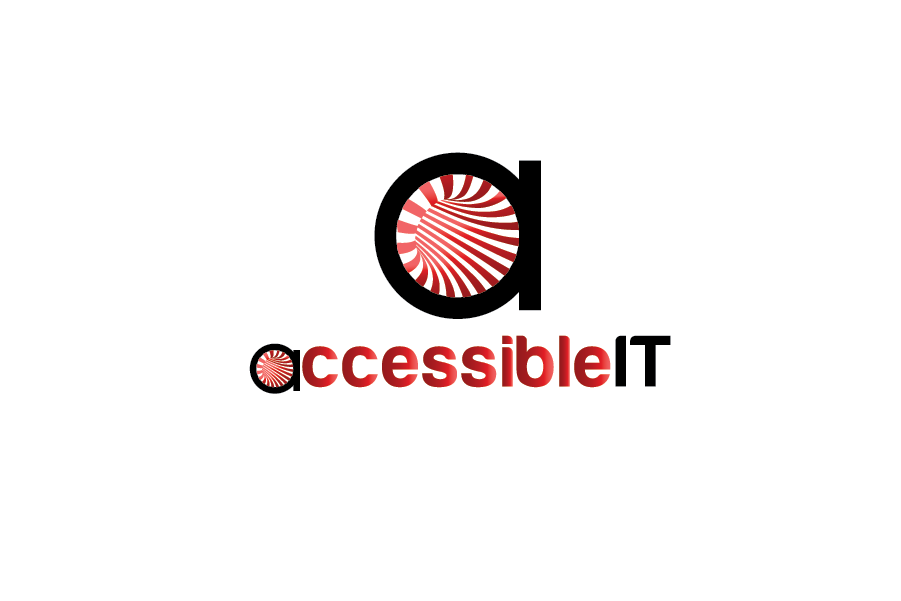 Logo Design by Private User - Entry No. 235 in the Logo Design Contest Logo Design Needed for Exciting New Company Accessible IT.