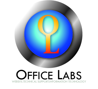 Logo Design by JOHN MICHAEL CUIZON - Entry No. 100 in the Logo Design Contest OfficeLabs Logo Design.