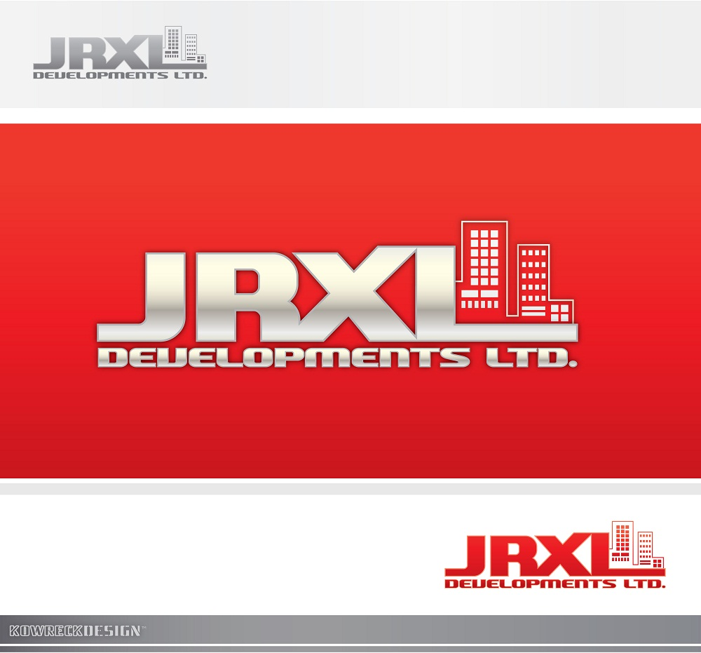 Logo Design by kowreck - Entry No. 17 in the Logo Design Contest JRXL DEVELOPMENTS LTD Logo Design.