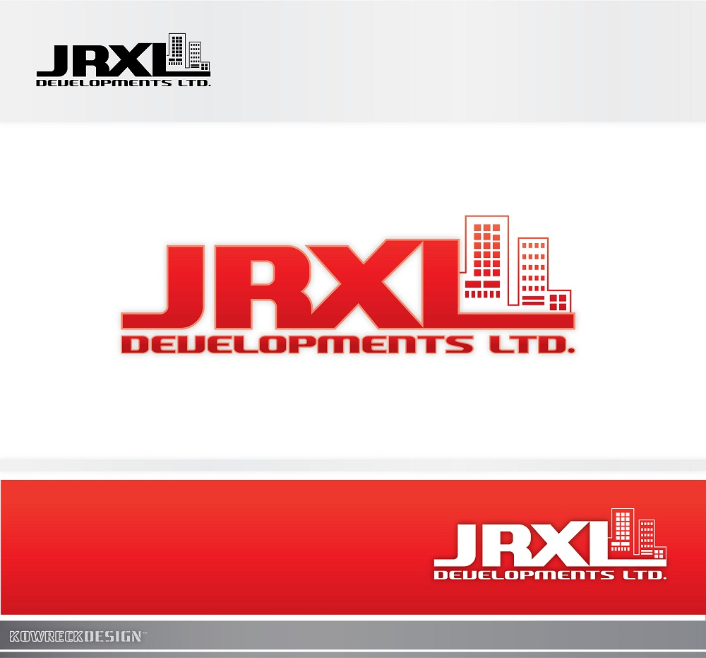 Logo Design by kowreck - Entry No. 18 in the Logo Design Contest JRXL DEVELOPMENTS LTD Logo Design.
