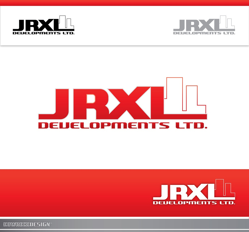 Logo Design by kowreck - Entry No. 19 in the Logo Design Contest JRXL DEVELOPMENTS LTD Logo Design.