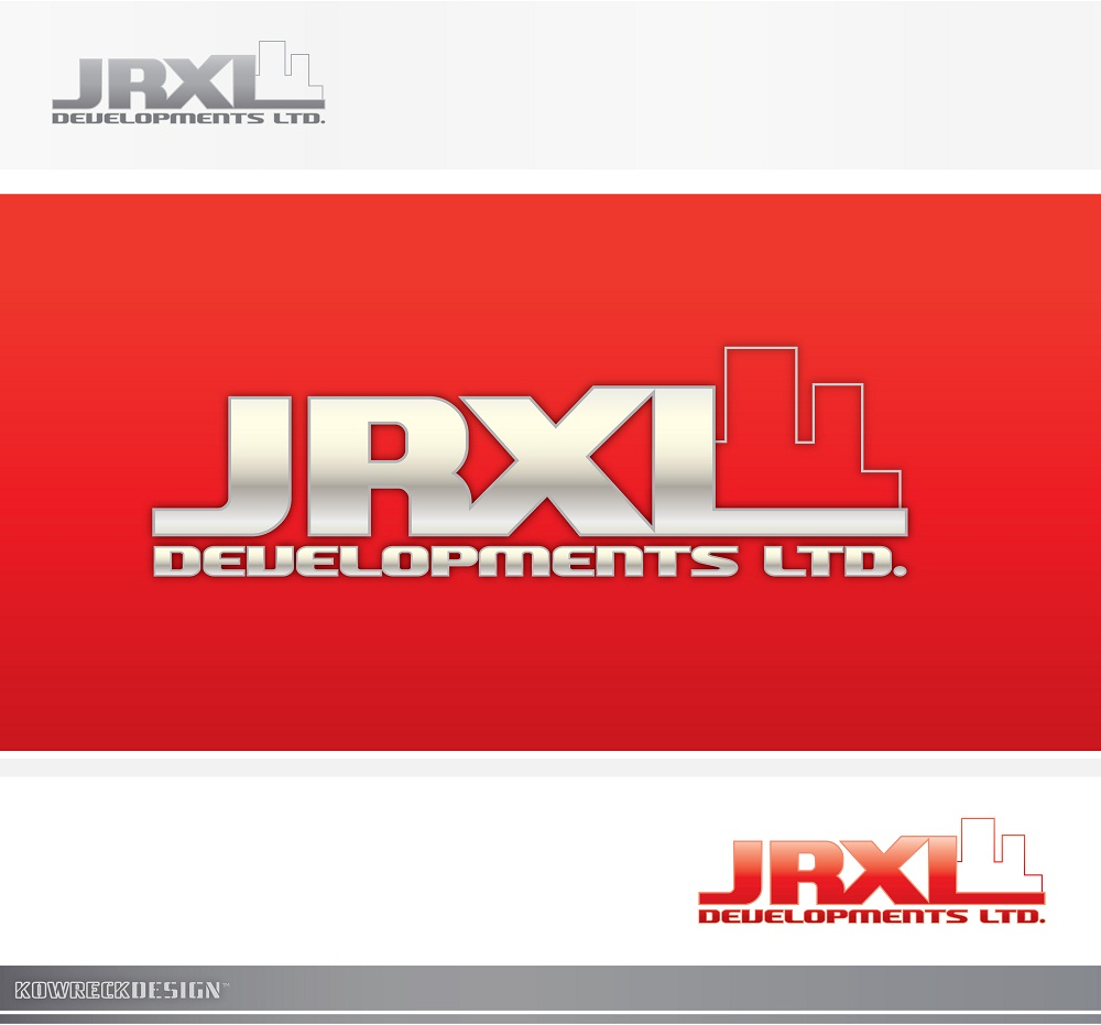 Logo Design by kowreck - Entry No. 21 in the Logo Design Contest JRXL DEVELOPMENTS LTD Logo Design.