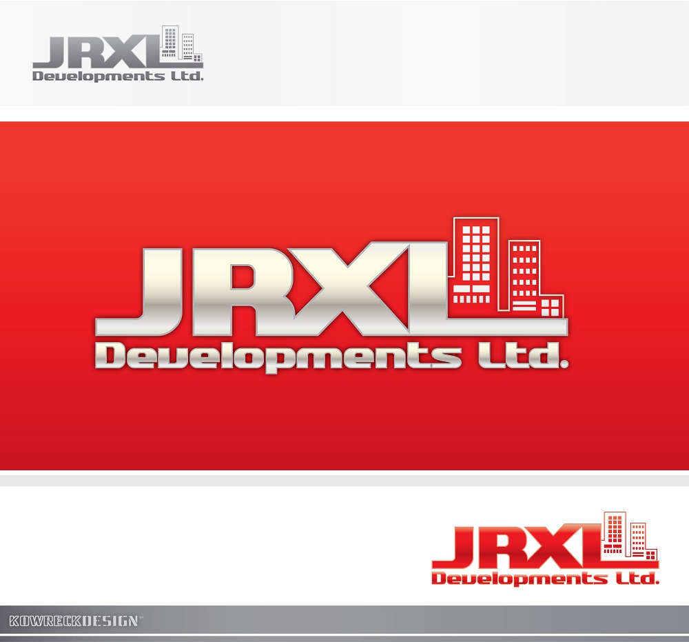 Logo Design by kowreck - Entry No. 23 in the Logo Design Contest JRXL DEVELOPMENTS LTD Logo Design.